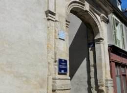 Couvent des Récollets de Nevers