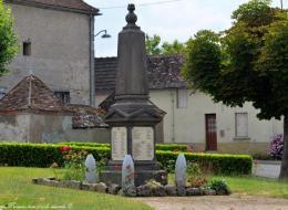 Monument aux morts de La Nocle Maulaix
