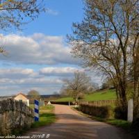 Pont de Corvol l'Orgueilleux sur Sainte Eugénie