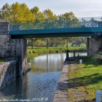 Pont de Panneçot - Canal du Nivernais