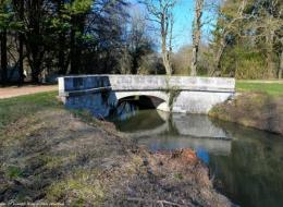 Pont sur le ruisseau de Venin