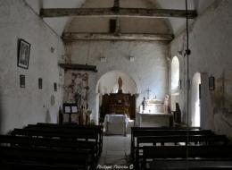 Intérieur de l'église de Saint Didier