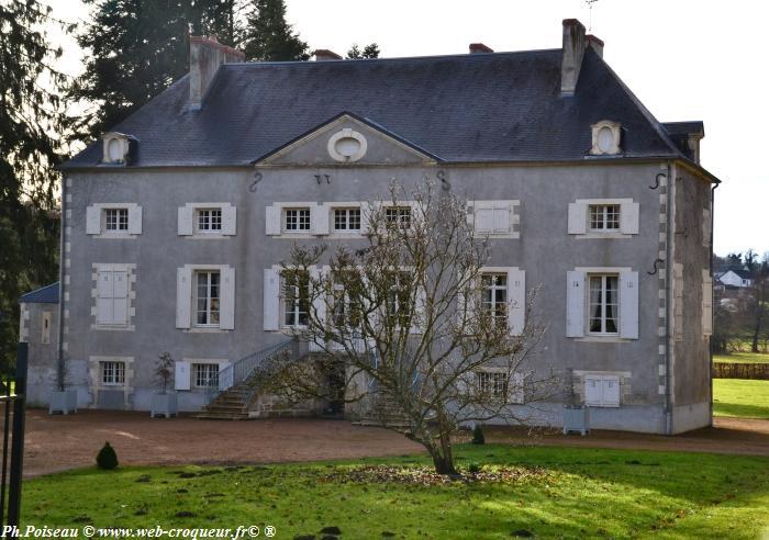 Château Saint-Martin d'Heuille