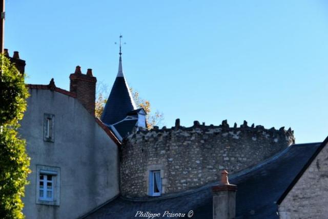 Ancienne Tour de La-Charité-Sur-Loire