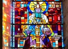 Vitraux de Saint Pierre le Moutier