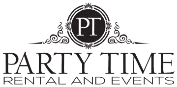 SEO, Web Design, Hosting Customer Party Time Rental and Events