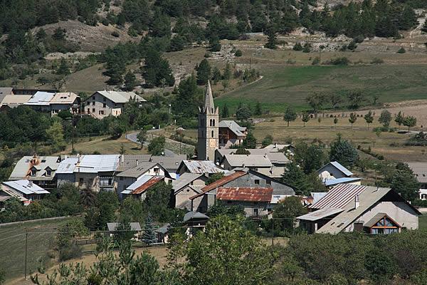Village Des Hautes Alpes Eygliers