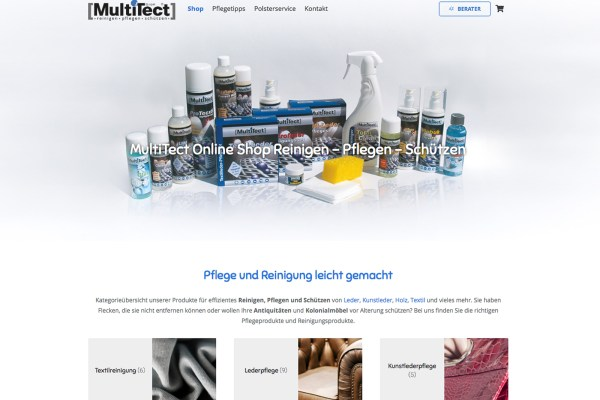 Multitect Webdesign Nordhorn