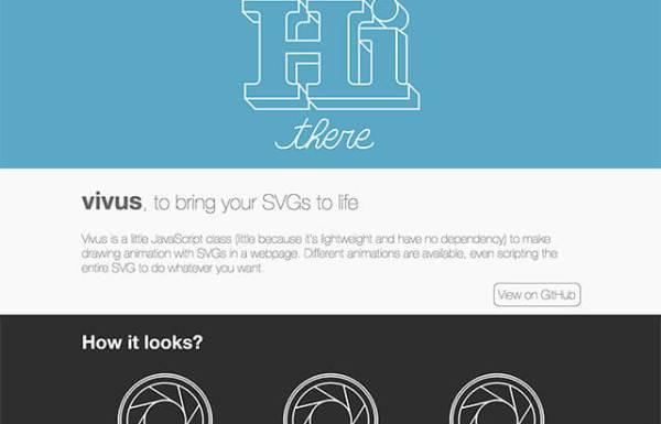 Animez facilement vos SVG