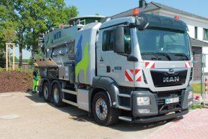 Kanalreinigung Wolfsburger Entwässerungsbetriebe