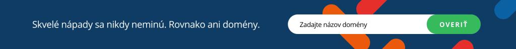 wy.sk Registrácia domény