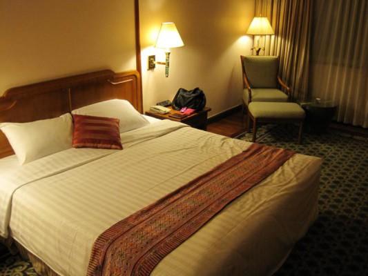 Yangon , Myanmar, Park Royal Hotel