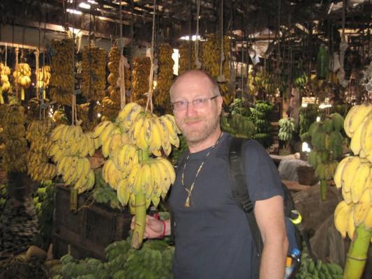 die Bananen-Halle