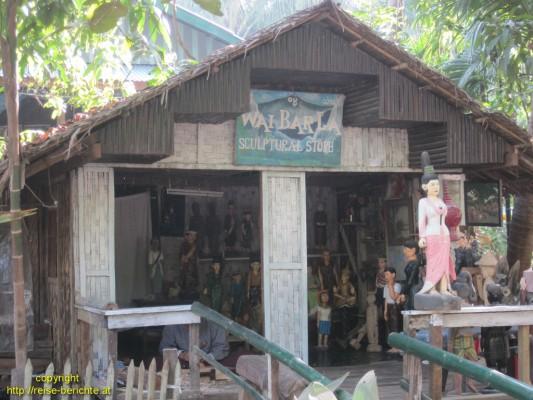 wai bar la sculpture store