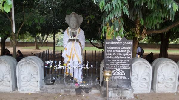 Kelaniya Tempel