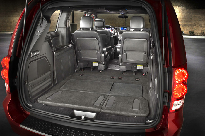 2013 Dodge Grand Caravan Crew Review Web2Carz