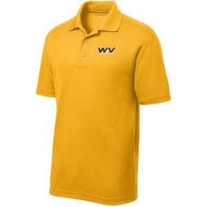 WV Swimming Sport-Tek PosiCharge RacerMesh Polo