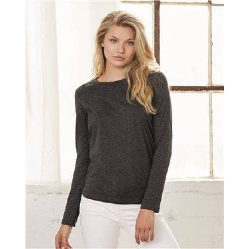 Women's Relaxed Long Sleeve Jersey Tee