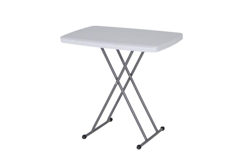verre petite table pliante