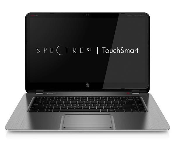 HP Spectre TouchSmart Ultrabook