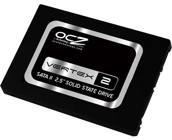 OCZ-Vertex-2-50GB-SATA-II-SSD