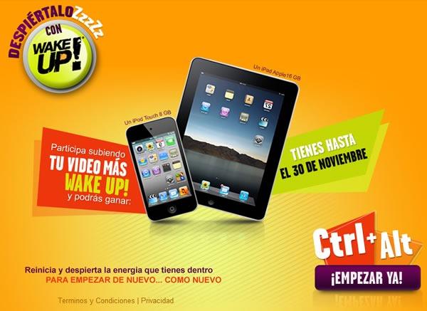 concurso-wake-up-gana-ipad-ipod-touch