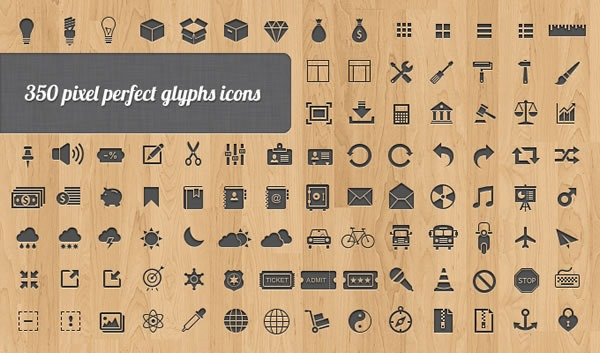 descarga iconos gratis 10 packs con miles de iconos - 350 psd