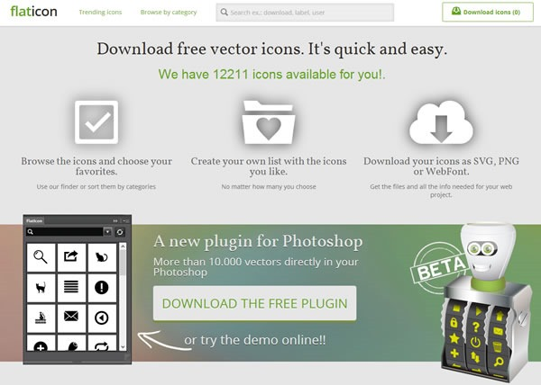 descarga iconos gratis 10 packs con miles de iconos - flaticon