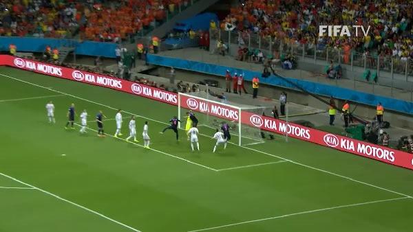 fifa world cup brasil 2014 holanda vs espana partido 3 - 04