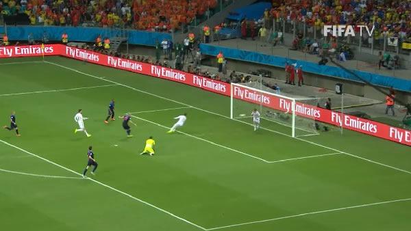 fifa world cup brasil 2014 holanda vs espana partido 3 - 06