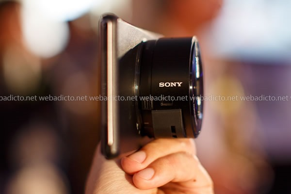 Sony Smart Lens QX100 y QX10: Hands-On y Primeras Impresiones