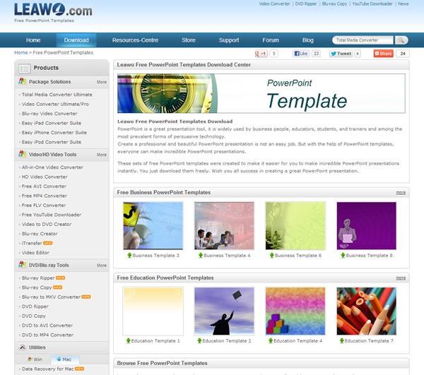 las-10-mejores-paginas-para-descargar-plantillas-de-powerpoint-gratis-leawo