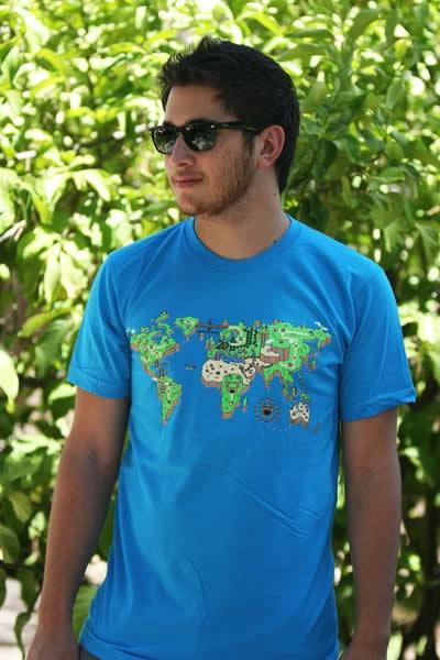mapamundi-estilo-mario-bros-camiseta
