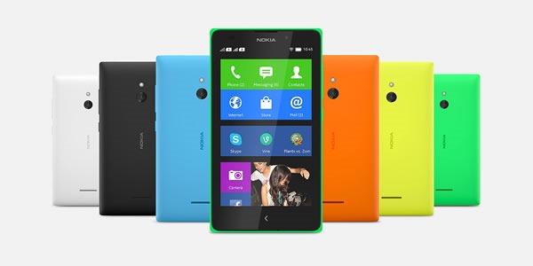 nokia x el primer smartphone android de nokia