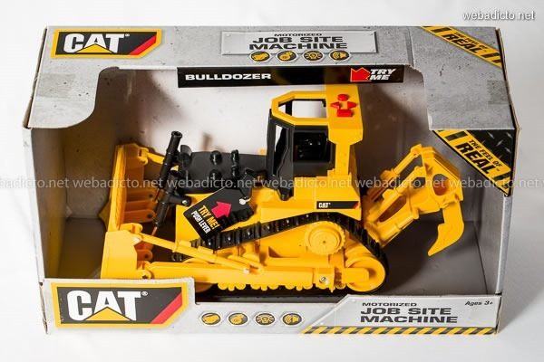 review Caterpillar Construction Job Site Machines-9748