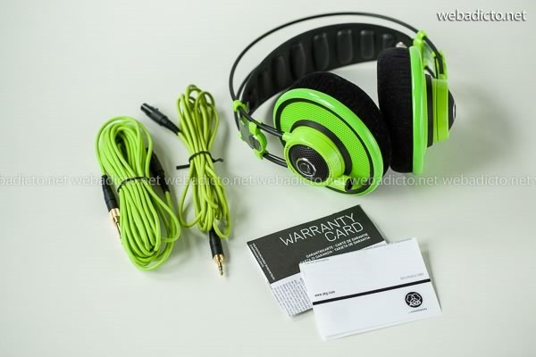 review audifonos akg q701-2458