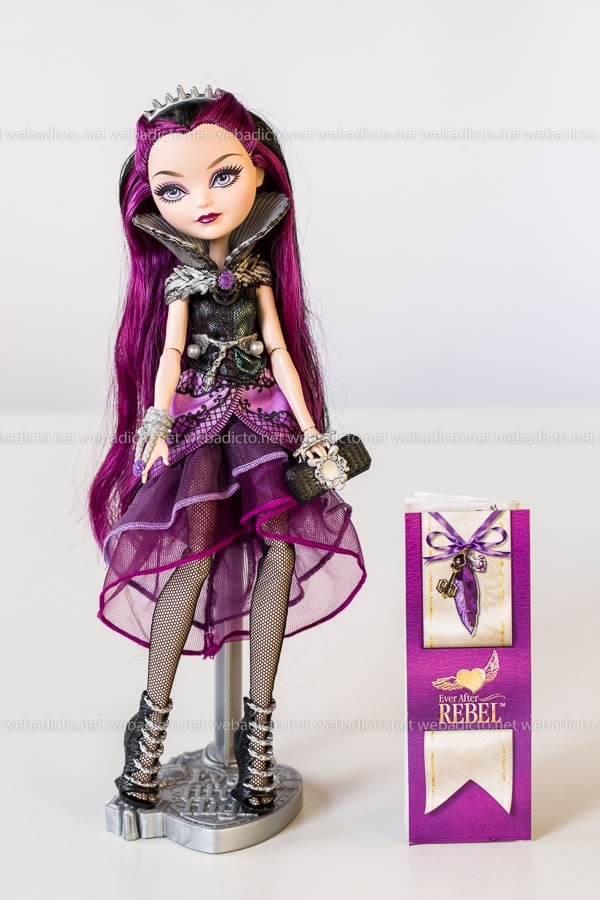 review doll ever after high-0237