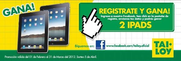tai-loy-sorteo-2-ipads-facebook-marzo-2012