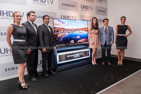 televisores samsung uhd tv f9000 y serie 9-1090395