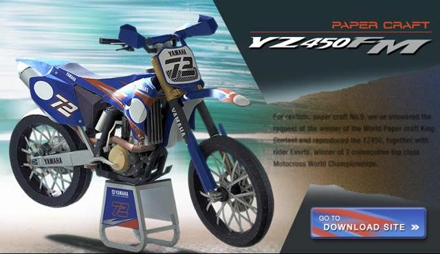 yamaha-YZ450