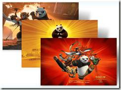 Kung Fu Panda 2 theme