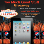 Too Much Good Stuff Giveaway! Win Apple Mac Book Air, iPad, Trip to Las Vagas and More Amazing Prizes