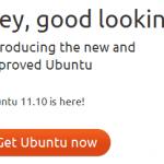 Ubuntu 11.10 Oneiric Ocelot Officially Released Today