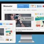 Giveaway: 3 Minimalist Premium WordPress Themes worth $105