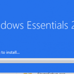 Download Windows Essentials 2012 Offline Installer