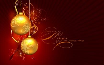 A Magic Christmas by DigitalPhenom