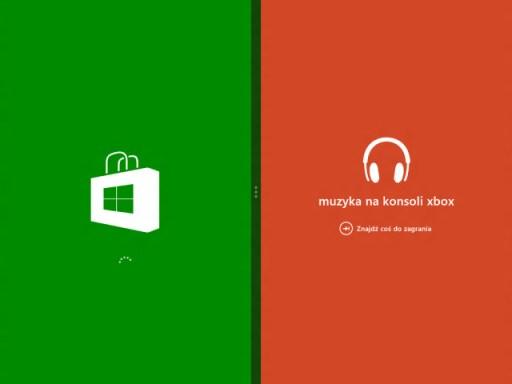Windows Blue Split screen multitasking