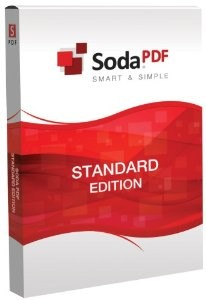 SODA PDF Professional + OCR