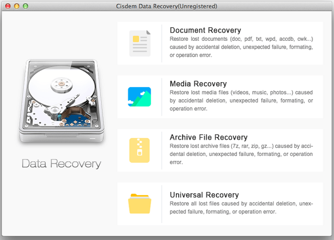 Cisdem data recovery