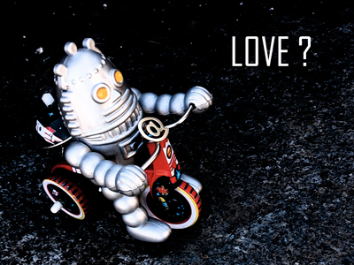 Robot internet amour